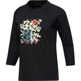 adidas Five Ten Graphics Maglietta a maniche lunghe Donna, nero